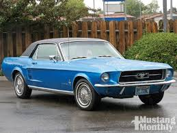 sky blue mustang 1967 mustang sky blue with a black vinyl top i would drove a