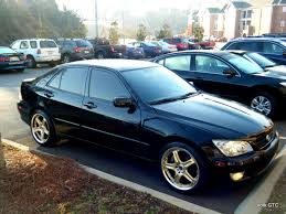 lexus is300 black lexus is300 for sale interior and exterior car for review