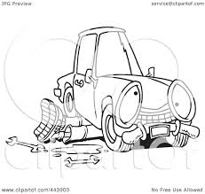 royalty free rf clip art illustration of a cartoon black and