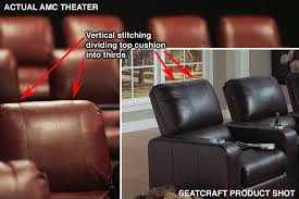 Amc Reclining Seats Movie Theater Seats Moving In The Opposite Design Direction From
