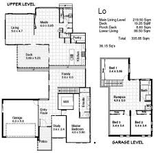 sloping house plans 9 best houses on sloping blocks images on house design