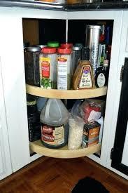 organize lazy susan base cabinet kitchen lazy susan corner cabinet how to fix lazy corner cabinet