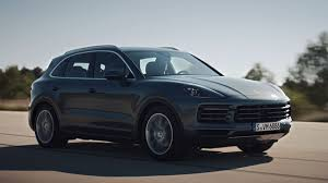 Porsche Cayenne Quality - the new porsche cayenne in motion youtube