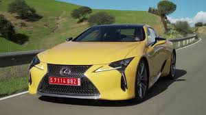 lexus lfa brand new review lexus lc 500 is the future of the brand but lacks