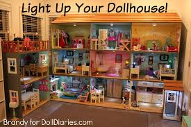 Dollhouse Decorating by Confortable Doll House Decoration For Dollhouse Decorating The