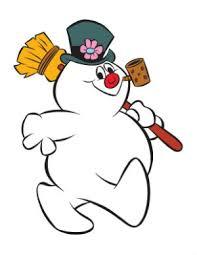 reasons frosty snowman white