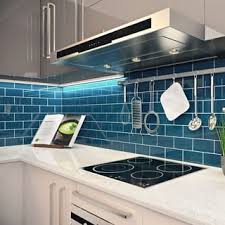 Blue Kitchen Tiles | dark teal subway tiles 5 5 square feet 44 pieces per unit free