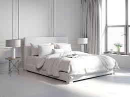 Schlafzimmer Komplett Lederbett Weiße Schlafzimmer Design Einfach Ruhig Und Stilvoll