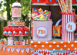 carnival birthday party ideas classic carnival birthday party guest feature celebrations at home