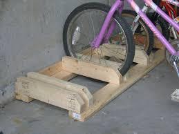 Diy Wood Rack Plans by Best 25 Bike Rack Ideas On Pinterest Diy Bike Rack Bicycle