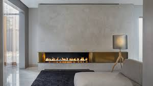Contemporary Fireplaces I Designer Fireplaces I Luxury Fireplaces - Design fireplace wall