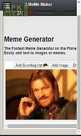 Android Meme Generator - meme generator maker free for android free download at apk here