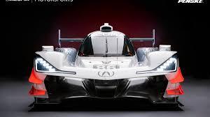 acura acura arx 05 daytona racing prototype unveiled at 2017 the quail