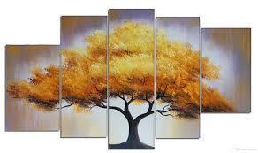 golden tree painting 100 paint painting modern artwork