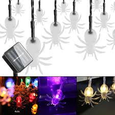 Halloween Spider Lights by Compare Prices On Glow String Lights Online Shopping Buy Low