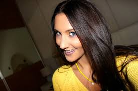hairstyles for brown hair and blue eyes hair update new haircolor haircut glam fab happy