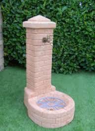 fontane per giardini ferramenta edilizia idraulica e siderurgia arturo mancini