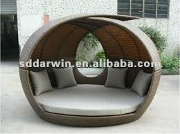 outdoor furniture outdoor bed round rattan daybed sunbed buy