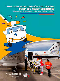 manual transporte pediatrico r by formacion222 issuu