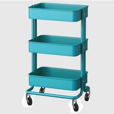Ikea Trolley by Ikea Raskog Trolley Turquoise Below Srp