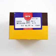 lexus es300 japan amazon com premium quality 1988 1995 piston rings set 3 0l toyota