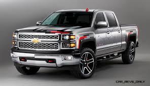 chevrolet sema truck concepts colorado sport and silverado