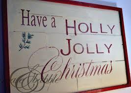 christmas signs christmas wall