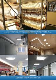 emc ce led waterproof shower light led light smd retractable