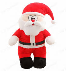 19 7 inch stuffed santa claus soft plush toy doll gift for