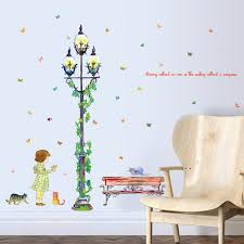 Butterfly Kids Room by Fundecor With Cats And Butterfly Wall Stickers For Kids