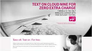 t mobile free inflight wifi joaquin travel tmobile inflight texting with gogo wifi