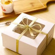 cookie box favors aliexpress buy corrugated kraft paper square cake box cookie