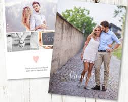 thank you card template for photographers instant