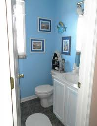 Office Bathroom Decorating Ideas by Beach Themed Bathroom Decor Bathroom Decor