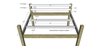 Free Loft Bed Plans Twin by Loft Beds Free Loft Bed Plans Twin Size 14 Bunk Bed For Kids