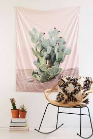 Wall Tapestry Urban Outfitters by Wilder California Prickly Pear Tapestry Urban Outfitters