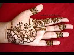 easy simple mehndi henna designs tutorials mehndi design for