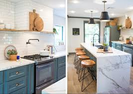 joanna gaines painted kitchen cabinets green fixer season 3 episode 8 the school house