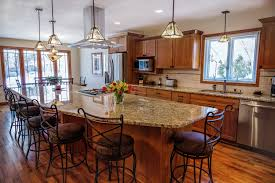 grand island kitchen degnan design build remodel open concept kitchen remodel with access to the