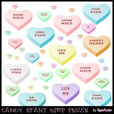 heart candy sayings lioverresa valentines sayings on candy hearts