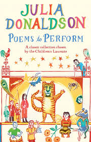 poems to perform a classic collection chosen by the children u0027s