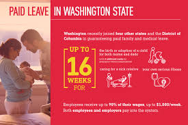 Power Of Attorney Form Washington by Washington State U0027s Paid Leave Policy Shows The Power Of Working