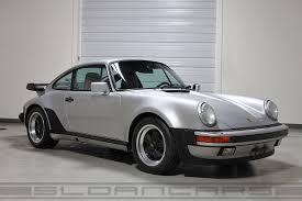 porsche 911 turbo silver 1987 porsche 911 turbo silver black 18 218 sloan cars