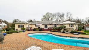 home for sale 4 bed stone rancher pool 988 weikel rd lansdale pa