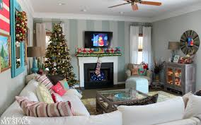 easy decorating ideas for christmas imanada parties penniesparties