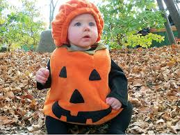 Infant Halloween Costumes Pumpkin Creative Baby Halloween Costumes