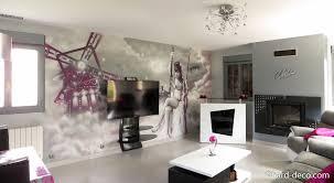 chambre theme new york fresques et décorations murales classés par thèmes hard deco