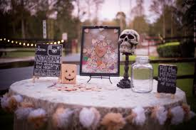 halloween themed weddings every woman blog