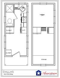 Tiny House On Wheels Plans Free Ynez Tiny House Floor Plan 2 600x209 Ynez Tiny House On Wheels By