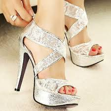 Wedding Shoes Heels High Heel Shoes For Wedding Collection 2016